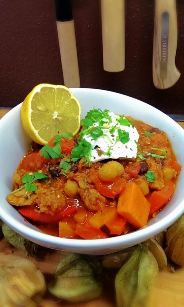 Vegetarisches Masaman-Curry