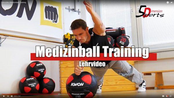 Medizinball Training basics