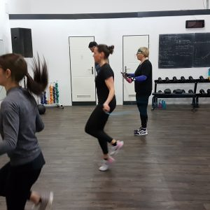 Fight HIIT Instructor 26. Sept. 2020