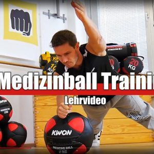 Medizinball Training basics