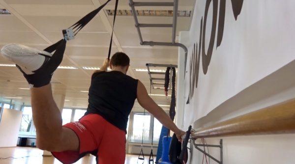 Training mit dem Fleximax von KWON